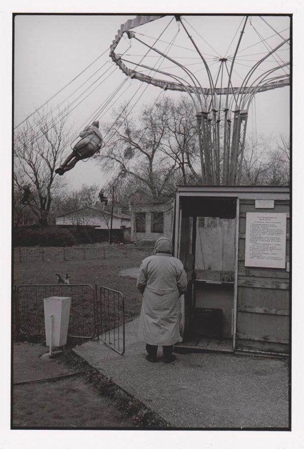 Foto aus Reisebilder, Karusell, Kaliningrad, Russland 1999