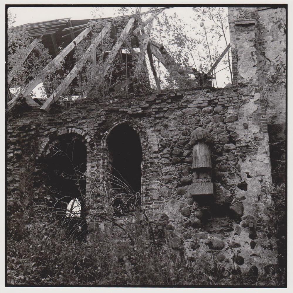 Foto aus der Serie Tag des Sieges, historisches Foto aus eigener Sammlung, Russland, 1997